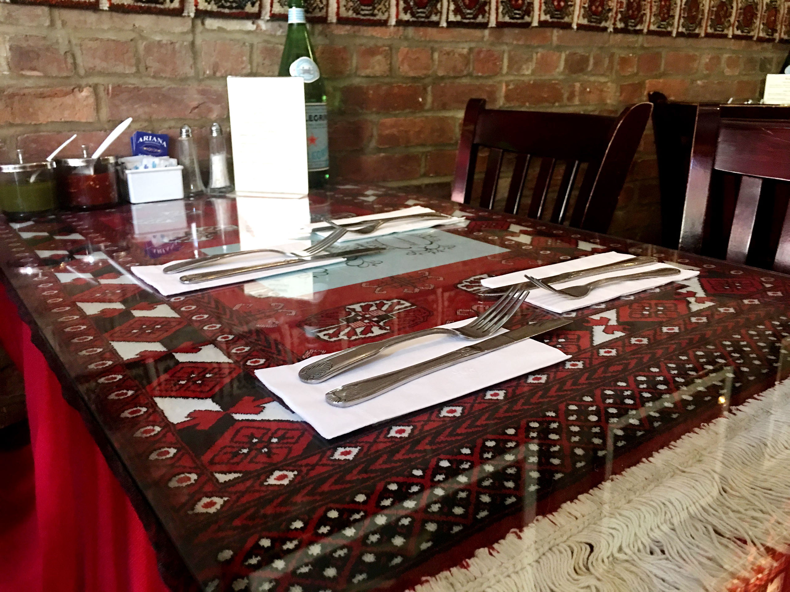 Welcome to ariana afghan kebob new york city for Afghan kebob cuisine